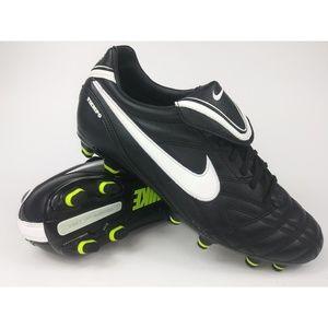 Rare 2009 Nike Tiempo Mystic III FG Soccer Cleats